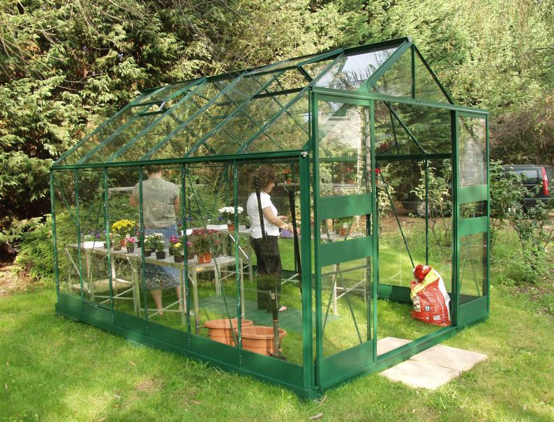 serre de jardin gamm vert avec les meilleures collections. Black Bedroom Furniture Sets. Home Design Ideas
