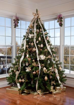 Incroyable 3 conseils pour réussir la décoration de son sapin de Noël | Gamm vert IK-54