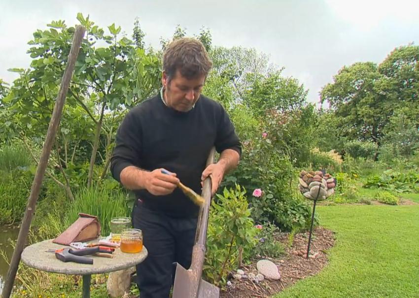 Entretien des outils de jardin le magazine gamm vert for Recherche jardinier pour entretien jardin