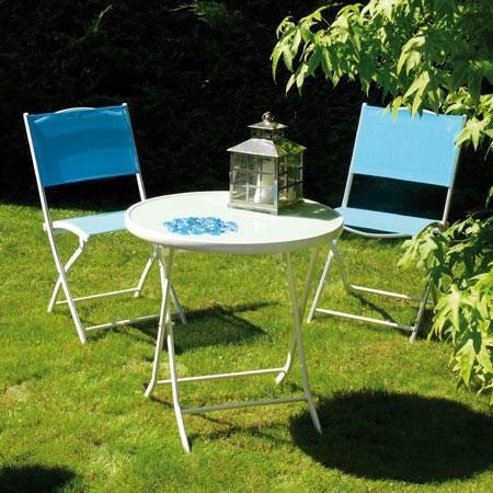 Choisir son salon de jardin en acier inoxydable | Gamm vert