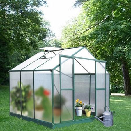 Choisir sa serre de jardin en polycarbonate | Gamm vert