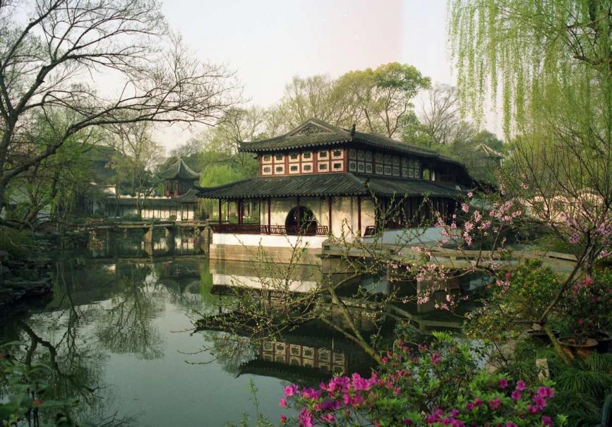 Les 10 plus beaux jardins du monde gamm vert - Les plus belles jardins du monde ...