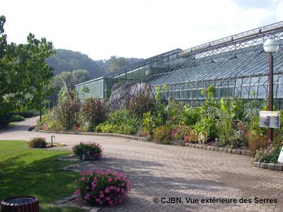 Jardin botanique nancy frgardenne for Horaires piscine vandoeuvre