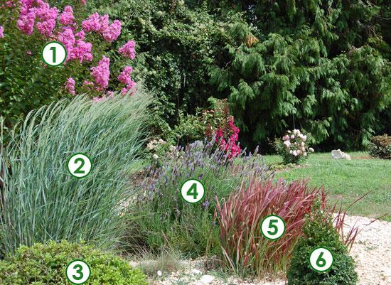 Un coin de jardin pur et moderne sc nes de jardins for Jardin moderne epure